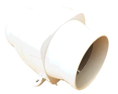พัดลมระบายอากาศโซล่าเซลล์โบลเวอร์