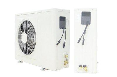 Outdoor unit เครื่องปรับอากาศโซล่าเซลล์