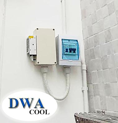 อุปกรณ์เสริมพัดลมระบายอากาศโซล่าเซลล์ติดหลังคาสำหรับห้องครัวต่อเติม