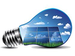 ประหยัดพลังงานโดยใช้พลังงานจากแสงอาทิตย์